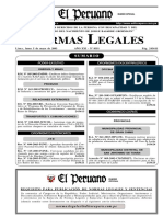 Resolución Ministerial Nº 185-2003-EM/DM