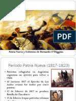 3 Unidad Dictadura Militar