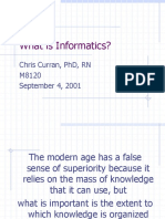 What is Informatics.ppt