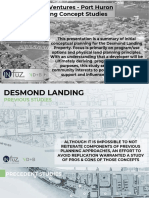 What could Desmond Landing look like?