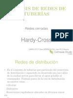 Red Cerrada Cross Aux Ircg