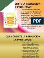 ética resolución de problemas