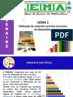 EDUCAÇÃO MATEMATICA