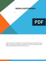 DISEÑO EN MINERIA SUBTERRANEA.pptx