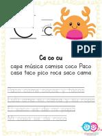 Cuaderno de Lectura y Escritura Para Descargar en PDF Parte2