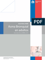 Asma Bronquial Adultos chile