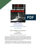 Livre arbitrio-Um escravo.pdf