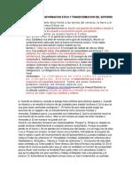 Banco de Preguntasformacion Etica y Transformacion Del Entorno