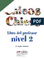 Chicos Chicas 2 libro del profesor.pdf