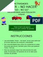 GO NO GO