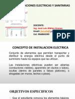 isntalaciones electricas