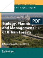 Ecology, Planning, and Management of Urban Forests. International Perspective By Margaret M. Carreiro, Yong-Chang Song, Jianguo Wu.pdf