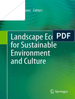 Landscape Ecology for Sustainable Environment and Culture By Bojie Fu, Bruce Jones K.pdf