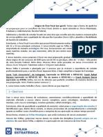 (Área Fiscal) Trilha Estratégica 00 (Demonstrativa) - Demo