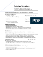 kristina martinez resume copy