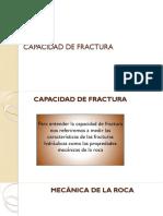 Capacidad de Fractura