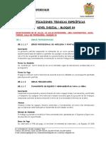 BLOQUE INICIAL - ESPECIFICACIONES TECNICAS CORREGIDO.pdf