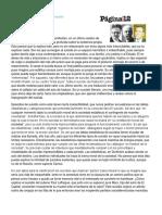 GONZALEZ, Horacio - El Suicidio