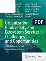 (Elmqvist & McDonald et al, 2013) Urbanization, Biodiversity and Ecosystem Services, Challenges and Opportunities.pdf