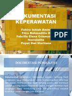 Dokumentasi Asuhan Keperawatan (Kelompok 6).pptx