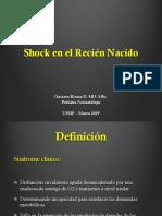 SHOCK EN EL RN