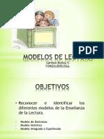 Modelos de lectura
