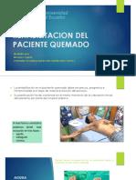 Protocolo Rehabilitación Paciente Quemado