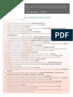 Banco de Preguntas Parcial Histologia