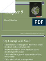 CF_Chap009-stock valuation.ppt