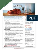 Shabbat Fire Safety Tips