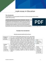 Education Example Essay April 2016.pdf