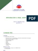 _Introducción a SQL Sobre Oracle