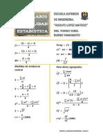 formulas Distribucion Gamma