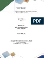 Unidad 1 paso 3 - analisis de la informacion interpretar la problematica utilizando medidas univariantes.docx