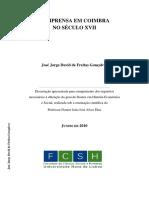 A imprensa em Coimbra no sec XVII - Jose Freitas  Gonçalves.pdf