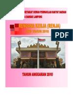 RENJA SEKRET DPRD KOTA 2018.pdf
