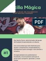 Plantilla Magica Nacho Ferrer