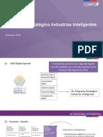 Industrias Inteligentes CORFO