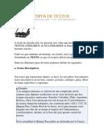 TIPOS DE TEXTOS SEXTO BASICO.docx