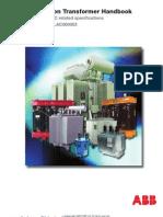 ABB Distribution Transformer Handbook(Step7)