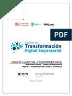Transformacion Digital Empresarial