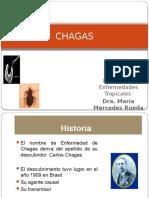 Presentación de Chagas