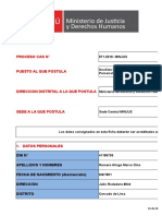 Ficha II Cas Nº876 2018 Minjus Marco Dino Romero Aliaga