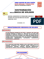 Desintegración Lab Ope2018b