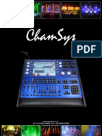 ChamSys Product Catalogue