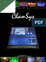 ChamSys Product Catalogue