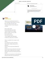 Reflejo - La Reina Del Flow - Letras.com
