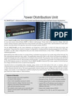 Ac Switched Power Distribution Unit DataSheet
