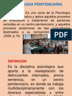 psicología penitenciaria