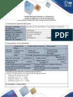 Guía Para El Desarrollo Del Componente Práctico - Etapa 3 - Apoyo Tecnológico